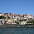 Portugal, view of Porto from Douro river — Stock Photo #9019161