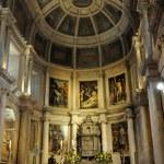 Portugal, interior of Jeronimos monastery in Lisbon — Stock Photo #9023117