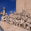 Portugal, Age of Discovery Monument in Lisbon — Stock Photo #9023124