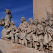 Stock Photo: Portugal, Age of Discovery Monument in Lisbon