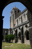 собор эвора в собор монастыря эвора в portugalthe — Стоковое фото