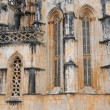 The historical monastery of Batalha in Portugal - Stock Photo