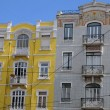 Stock Photo: Portugal, old historical building in center of Lisbon