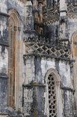 El histórico monasterio de batalha, portugal — Foto de Stock