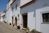 The old village of Evora Monte, in Portugal — Stock Photo