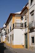 Maison de la ville d'evora au portugal — Photo