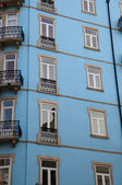 Portugal, old historical building in the center of Lisbon — Stockfoto