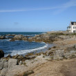 France, La Cote Sauvage in Le Croisic — Stockfoto
