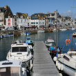 France, the fishing port of Le Croisic — Stockfoto