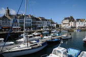 France, the fishing port of Le Croisic — Stock Photo