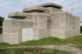 France, Le Grand Blockhaus in Batz sur Mer — Foto Stock