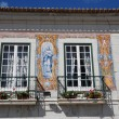 A house in the city of Cascais in Portugal — Stock Photo