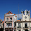 A house in the city of Cascais in Portugal — Stok fotoğraf