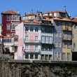 Portugal, view of Porto from Douro river — Stock Photo #9106194