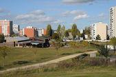France, Yvelines, le Parc de Sautour in Les Mureaux — Stock Photo