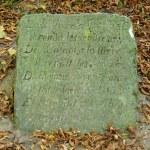Park Jean-Jacques Rousseau in Ermenonville — Stock Photo #9266990