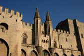 France, Le Palais Des Papes in Avignon — Stock Photo