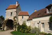 France, the village of Saint Jean aux Bois in Picardie — Stock Photo