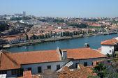 Portogallo, le vecchie case storiche a porto — Foto Stock