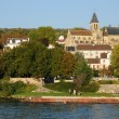 France, the city of Triel sur Seine - Stock Photo