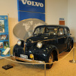 Royalty-Free Stock Photo: The Volvo Museum in Gothenburg in sweden