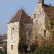 Ile de France, the old village of Ecquevilly — Stockfoto