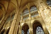 Abbey church Saint-Ouen of Rouen in Normandy — Stock Photo