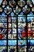 France, Sainte Jeanne d Arc church in Rouen — Stock Photo
