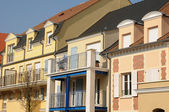 Ile de france, résidence bloquer à vauréal — Photo