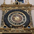 Normandy, Le Gros Horloge, symbol of Rouen — Stock Photo #9875645
