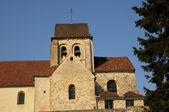 Ile de france, courdimanche eski kilise — Stok fotoğraf