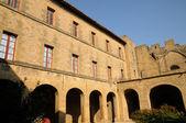 Frankrike, le chateau de l emperi i salon de provence — Stockfoto