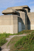 France, Le Grand Blockhaus in Batz sur Mer — Stock Photo