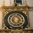 Normandy, Le Gros Horloge, symbol of Rouen — Stock Photo #9935031