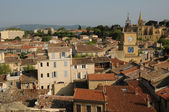 France, Bouche du Rhone, city of Salon de Provence — Stock Photo