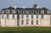 Ile de France, the city hall of Flins — Stock Photo