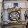 Normandy, Le Gros Horloge, symbol of Rouen — Stock Photo #9952149