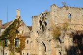 France, Yvelines, les Vaux de Cernay abbey — Stock Photo