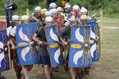 Romeinenfestival nijmegen — Stok fotoğraf