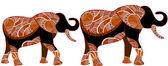 African life — Stock Vector