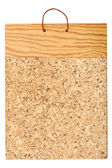 Vintage corkboard — Photo