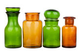 Glass Bottles — Stock Photo