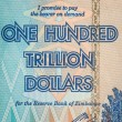 One Hundred Trillion Dollars — Stock Photo