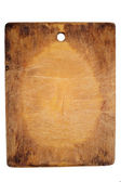 Old chopping board — Stock Photo