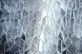 Pattern of grungy window glass background — Stock Photo