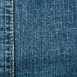 Jeans texture — Stock Photo #8383282