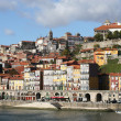 Ribeira, Porto, Portugal - Stock Photo