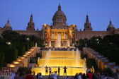 Catalonian National Art Museum (MNAC) — Stock Photo