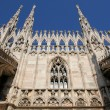 Duomo VII (detail) - Stock Photo
