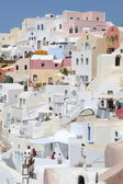 Oia, Santorini, Greece II — Stock Photo